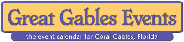 Great Gables Events calendar