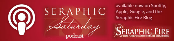 Episode 12 of the Seraphic Saturday Podcast