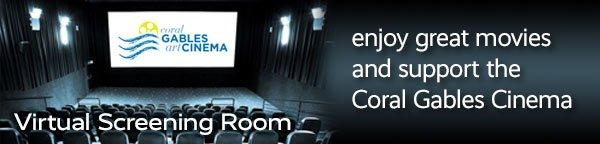 Gables Cinema Virtual Screening Room