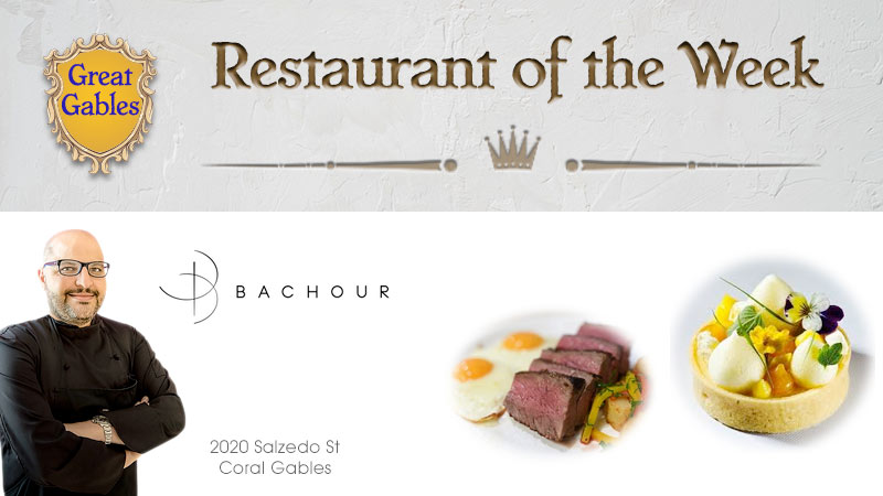 Antonio Bachour Bakery and Restaurant