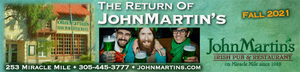 The Return of JohnMartin's Irish Pub