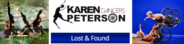 Karen Peterson and Dancers - Lost and Found Dance Performance