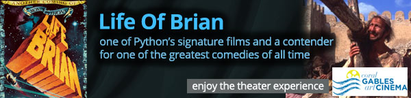 Life of Brian - Cinema After Hours