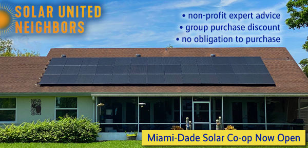 Miami-Dade 2021 Solar Co-op