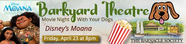 Disney's Moana - Barkyard Theatre at The Barnacle