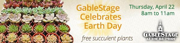 GableStage Celebrates Earth Day