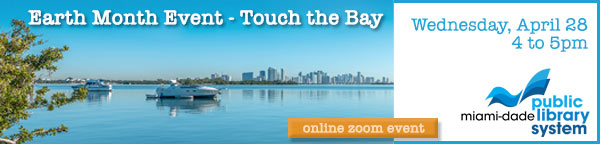 Kids: Earth Month Event - Touch the Bay