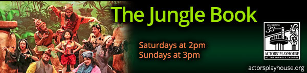 The Jungle Book at Miracle Theatre