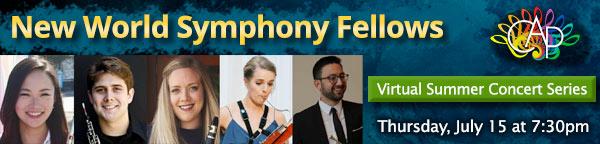 New World Symphony Fellows