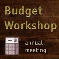 City Commission Budget Workshop
