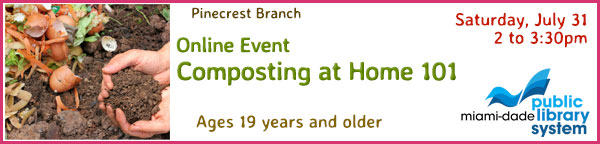 Online Event: Composting at Home 101