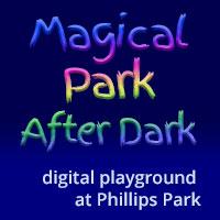 Magical Park After Dark Digital Playground