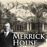 Coral Gables Merrick House historical property
