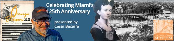 Miami's 125th Anniversary