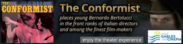 The Conformist at Gables Cinema